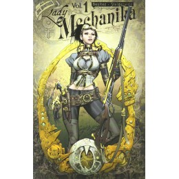 Lady Mechanika Vol 1: The Mystery of the Mechanical Corpse TPB (Benitez Productions)
