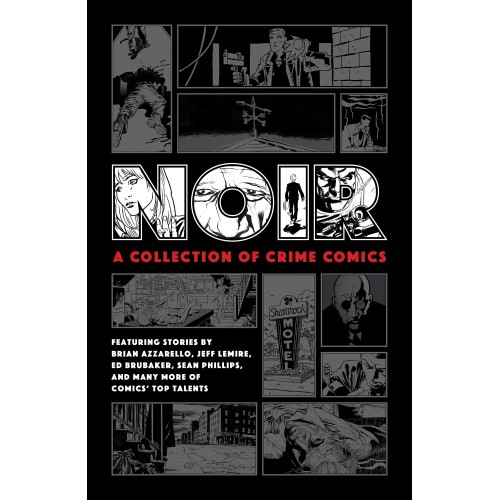 Noir: A Collection of Crime Comics HC