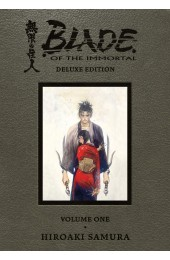 Blade of the Immortal Deluxe Vol. 1 HC