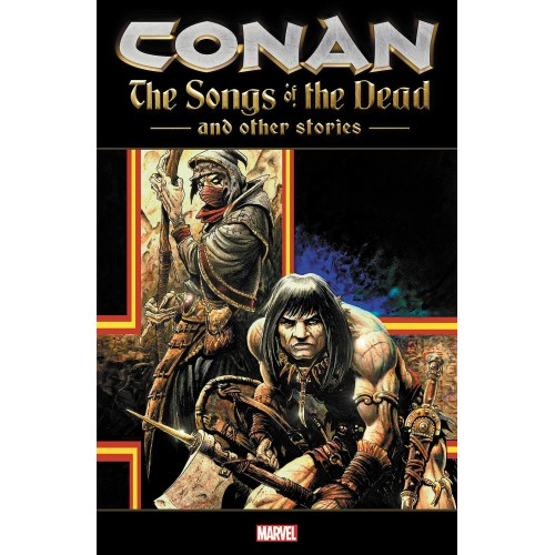 Conan: The Songs of the Dead and Other Stories TP