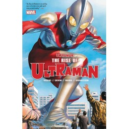 Ultraman Vol. 1: The Rise of Ultraman TP