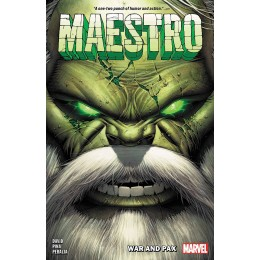 Maestro: War and Pax Paperback