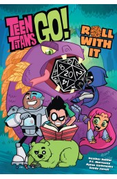 Teen Titans Go! Roll With It! TP