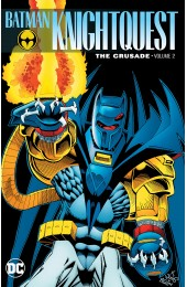Batman: Knightquest The Crusade Vol 2 TP (DC)