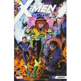X-Men Blue Vol 1: Strangest TPB (Marvel)