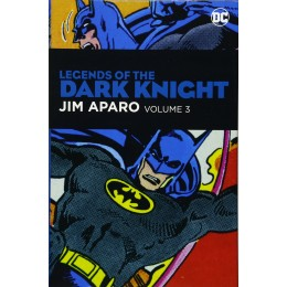 Legends of the Dark Knight Vol 3: Jim Aparo HC (DC)