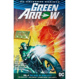 Green Arrow Rebirth Vol 4: The Rise of Star City TPB (DC)