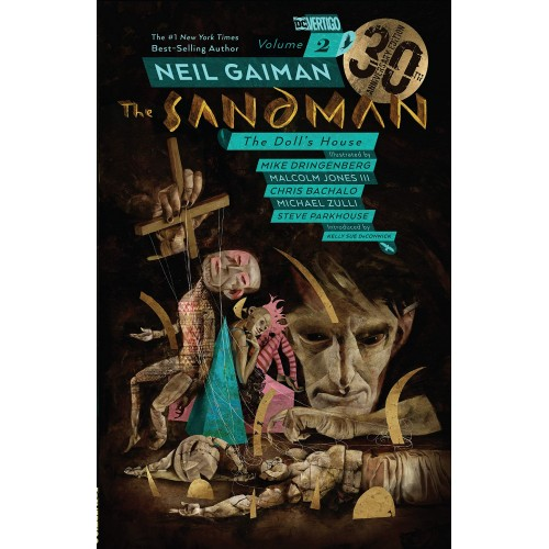 The Sandman Vol 2: The Doll's House 30th Anniversary Edition TP (Vertigo)
