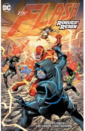 The Flash Vol. 13: Rogues Reign TP