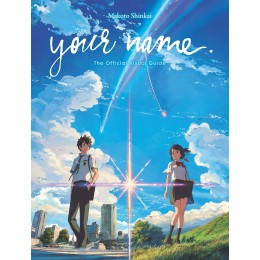 your name. The Official Visual Guide Paperback