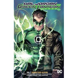Hal Jordan and the Green Lantern Corps Vol 7: Darkstars Rising TP (DC)