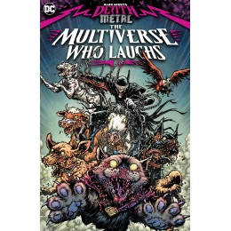 Dark Nights: Death Metal: The Multiverse Who Laughs Paperback