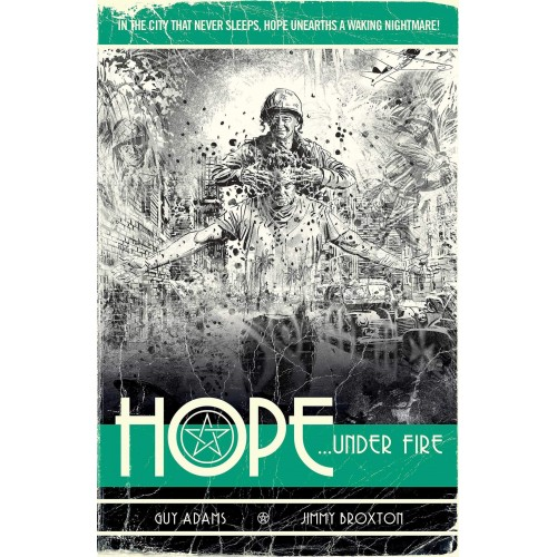 Hope Volume Two: Hope... Under Fire TP