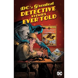 DC's Greatest Detective Stories Ever Told TP