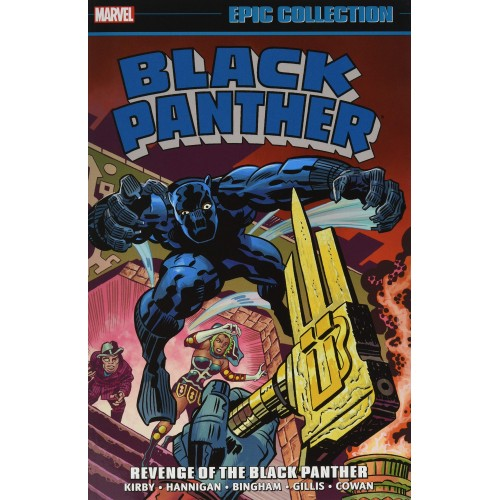 Black Panther Epic Collection: Revenge of the Black Panther TP