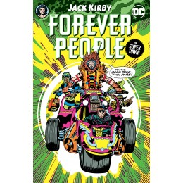 The Forever People by Jack Kirby  TP