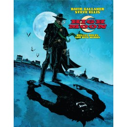 High Moon Vol 1: Bullet Holes and Bite Marks TPB (Super Genius)