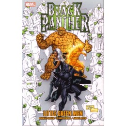 Black Panther: Little Green Men TP