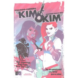 Kim & Kim Vol 1: This Glamorous, High-Flying Rock Star Life TPB (Black Mask)