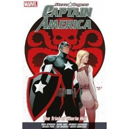 Captain America - Steve Rogers Vol 2: The Trial of Maria Hill TPB (Marvel)