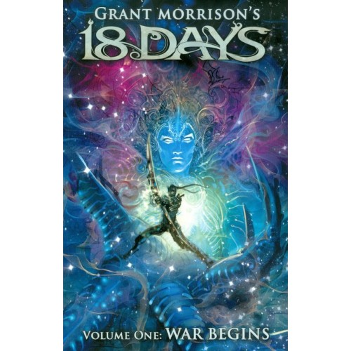 Grant Morrison's 18 Days Vol 1: War Begins TPB