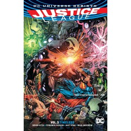 Justice League Vol 3: Timeless TP (DC)