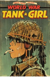Tank Girl: World War Tank Girl TP (Titan)