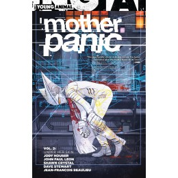 Mother Panic Vol 2: Under Her Skin TPB (DC)