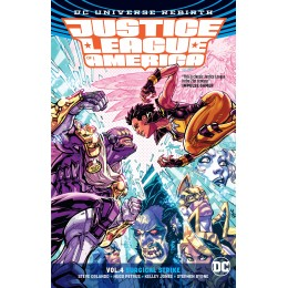 Justice League Of America Vol 4: Surgical Strike TP (DC)