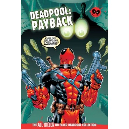 AKNF Deadpool Collection Vol 23 Deadpool Payback HC