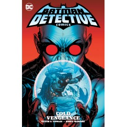 BATMAN DETECTIVE COMICS TP VOL 04 COLD VENGEANCE DC