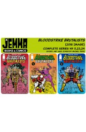 Bloodstrike: Brutalists - Complete Set