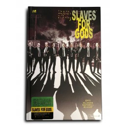 """Slaves for Gods - PREVIEWS EXCLUSIVE - ( Charlie Adlard Variant ) - w/ Digital Download of """"Slaves for Gods"""" by These Machines are Winning"""
