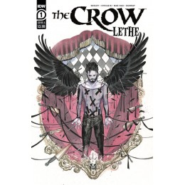 Crow: Lethe - Complete Set Issues 1-3 ( Peach Momoko Covers)