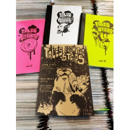TALES FROM THE STRIPS COMPLETE SET 1-4 BY DaNi!