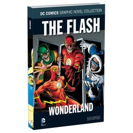 DC Graphic Novel Collection: Volume 143: Flash Wonderland HC