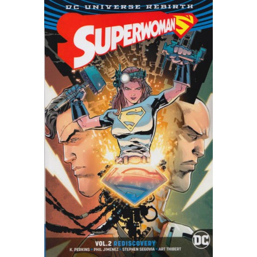 Superwoman Rebirth Vol 2: Rediscovery TPB (DC)