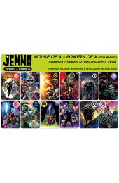 House of X/Powers of X - Complete Set
