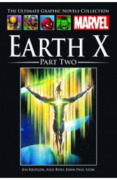 MARVEL Ultimate Graphic Novels Coll 190 HC Earth X  Part Two