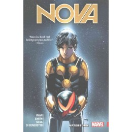 Nova Vol 2: Afterburn TPB (Marvel)