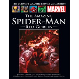 MARVEL Ultimate Graphic Novels Coll 246 Amazing Spider-Man Red Goblin HC