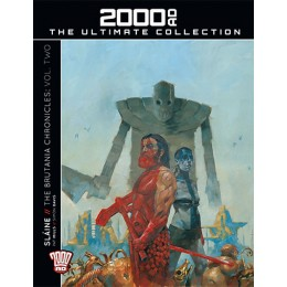 2000AD: The Ultimate Collection: Slaine - The Brutania Chronicles Vol 2 Issue 79 HC