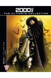 2000AD: Ultimate Collection: Issue 98: Defoe HC