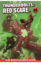 AKNF Deadpool Collection Vol 68 Thunderbolts: Red Scare HC