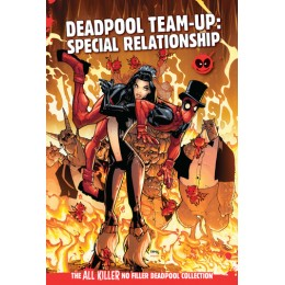 Deadpool Team-Ups: Special Relationship Issue 53 HC
