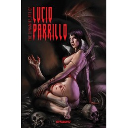 The Dynamite Art of Lucio Parrillo HC