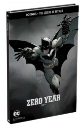 Legend of Batman Vol 01: Zero Year Part 1 HC (DC)