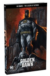 Legend of Batman Vol 09: Batman: Golden Dawn Book HC (DC)