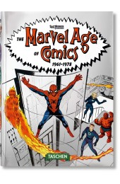 The Marvel Age of Comics 1961-1978 - 40th Anniversary Edition HC