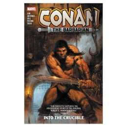 Conan The Barbarian by Jim Zub Vol. 1: Into The Crucible TP